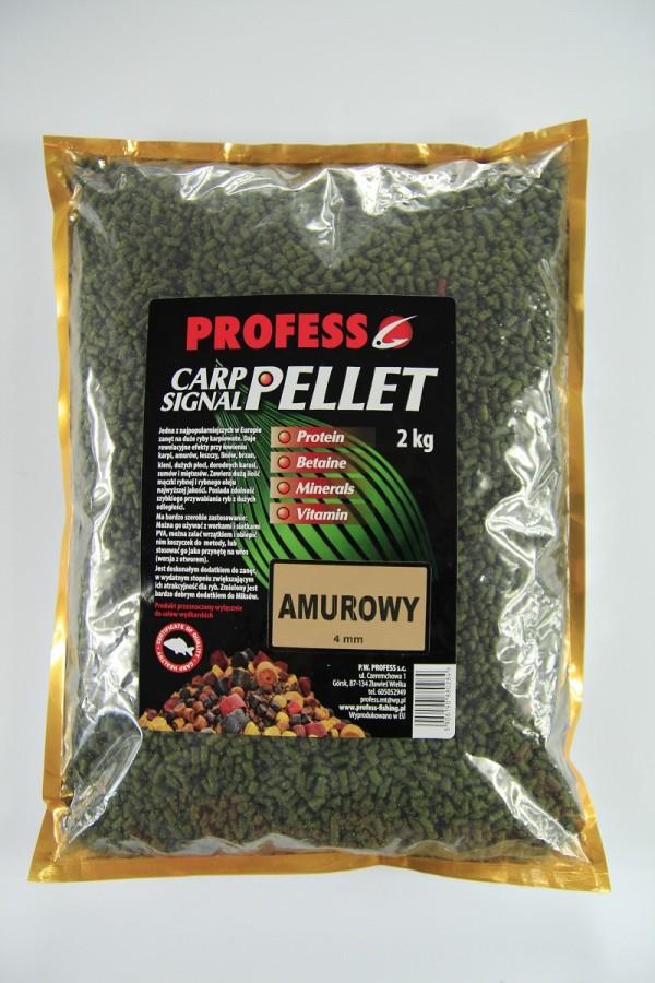 PELLET AMUROWY 4mm / 2 kg