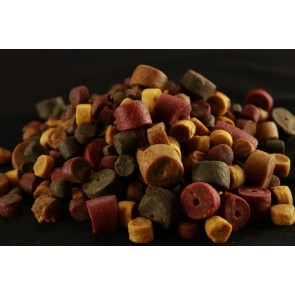 PELLET multi Impulse 450 g (mix smaków i średnic)