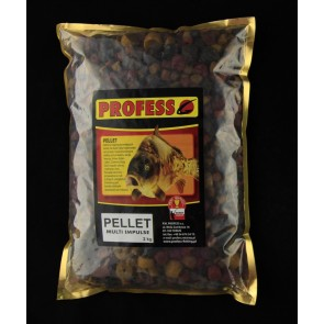 PELLET multi  impulse 2 kg (mix smaków i średnic)