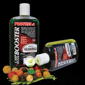 Booster Signal Carp 250 ml ŚWIEŻA KAŁAMARNICA