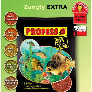 Zanęta EXTRA  LESZCZ-black piernik  2  kg