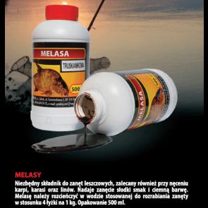 Dodatek zanętowy MELASA  WANILIA  500 ml