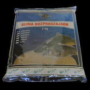 Glina rozpraszająca naturalna 2 kg