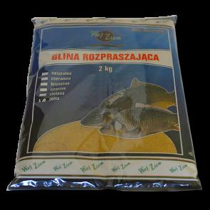 Glina rozpraszająca żółta 2 kg