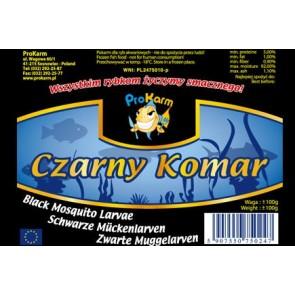 Czarny Komar mrożony - tabliczka 100 g